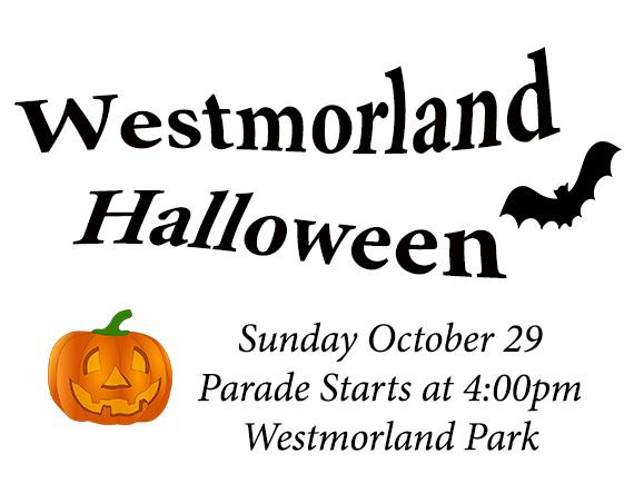 Westmorland Halloween